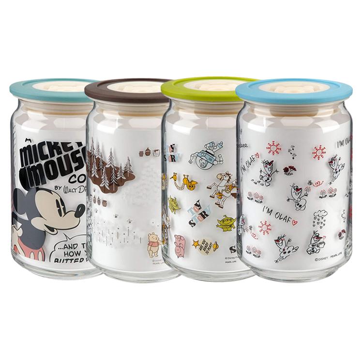 重ねやすく収納に便利 新鮮な味と香りを保つ 真空保存 ディズニー 真空 保存 在庫一掃 ポット 750ml ミッキーマウス パール金属 中古 ガラス製品 バキュームセーバー MA-1655 MA-1654 MA-1657 真空密閉容器 MA-1656