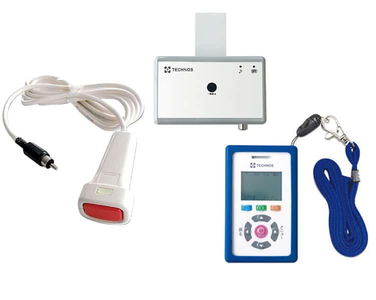 押ボタン を押すと受信器でお知らせ プレゼント 低価格 介護用品 楽コール スマート RCSM-1 健康 高齢者 シニア 見守り 生活援助 福祉用具
