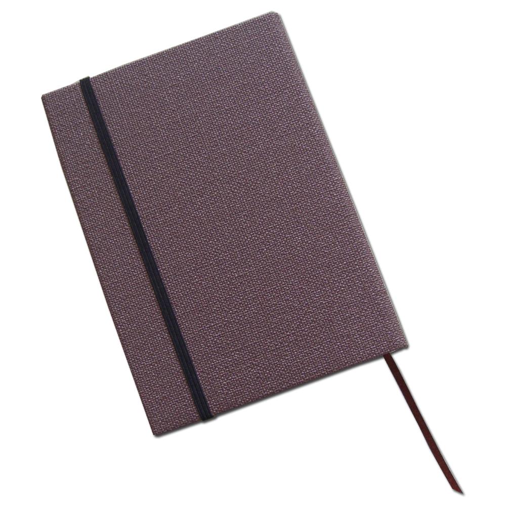 本を大切にするあなたにピッタリの文庫本用の繊細な織物調のお洒落なハードカバーです 市場 文庫本ハードブックカバー デニムブラウン ライトブラウン ブックフェイス 返品交換不可
