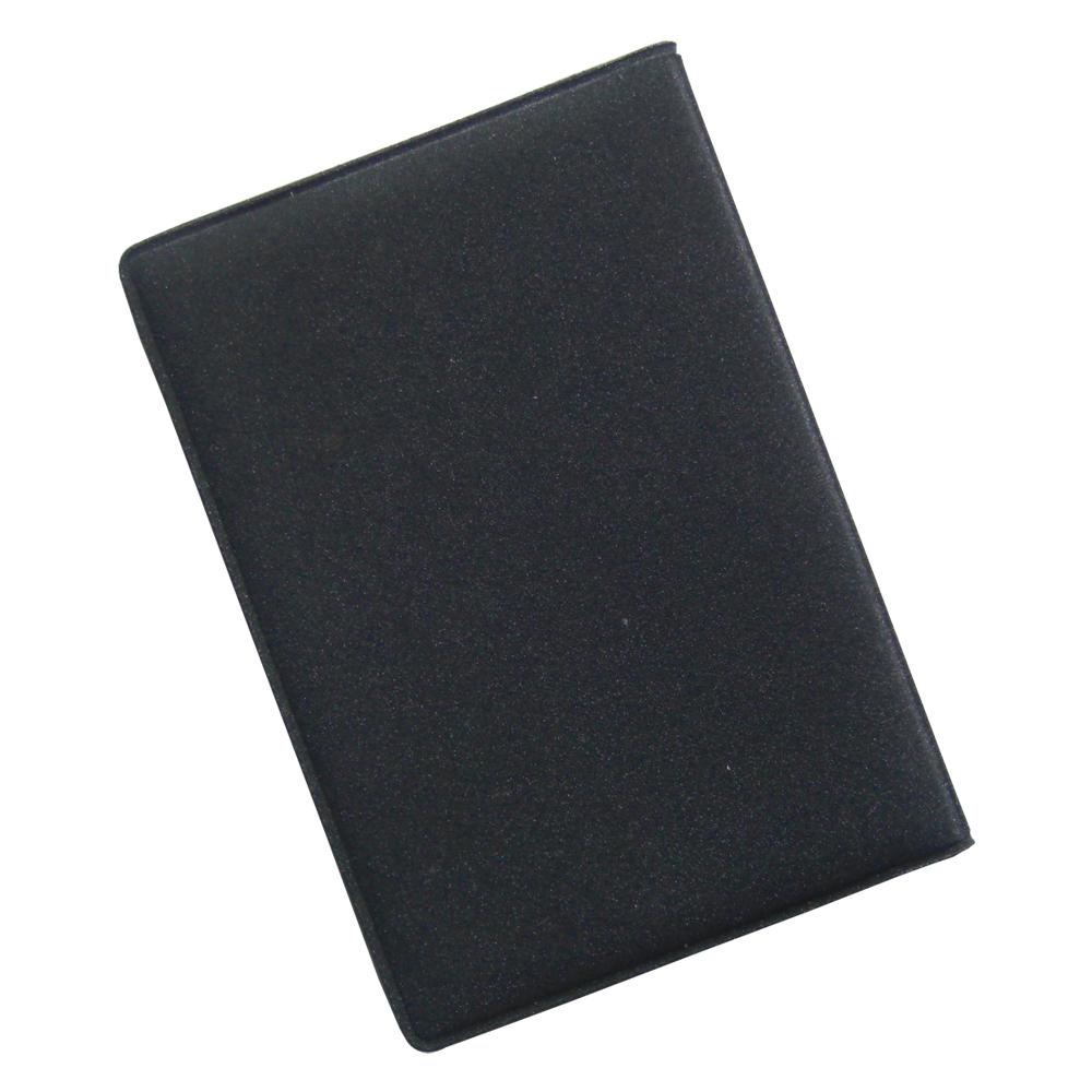 スマホケースの蓋やバッグの留め金マグネットの磁気 携帯電話やテレビや電子レンジ等の電磁波からキャッシュカードやクレジットカード等の磁気データを守ります 安売り 日本製 防磁カードケース サンドブラック 商品 読みとりエラー.磁気とび防止.磁気データ保護タイプ