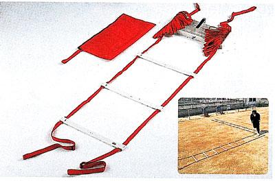【\300\500\1000クーポン付与!11/16-11/22】【トレーニングラダー】ダンノ トレーニングラダーHDX D-346