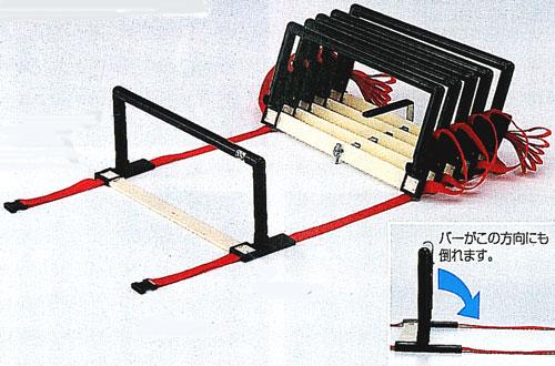 【\300\500\1000クーポン付与!11/16-11/22】【トレーニングラダー】ダンノ ラダーハードル D-345