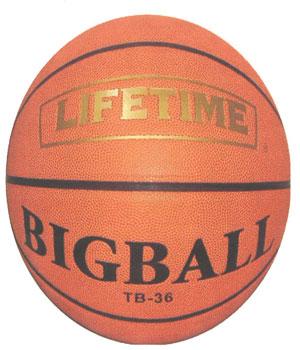 【ポイント5倍!期間8/4-8/8】【バスケットボール】LIFETIME ビッグボール(バスケットシュート練習用) TBー36 TBー36, ナチュラルワン(ケージ ゲージ):2c11db6c --- demirayasansor.com.tr