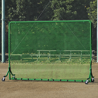 【受注生産品】トーエイライト 防球フェンスダブルSG300 B-6149  [分類:野球 防球フェンス]