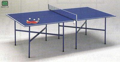 【受注生産品】【卓球台 家庭用】カネヤ 卓球台SX15 Kー1635
