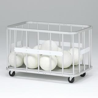 【受注生産品】【ボールかご】トーエイライト アルミスタッキング一体型カゴ B-3731