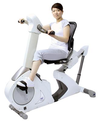 【受注生産品】【リカンベントバイク】chuoh トータル・リカンベントバイク(コードレス)(準業務用) BG-3256