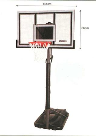【\300\500\1000クーポン付与!11/16-11/22】【バスケットゴール 屋外】LIFETIME バスケットゴール LTー71524