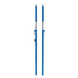 【受注生産品】トーエイライト ソフトバレー支柱ベルト式(検) B-6302