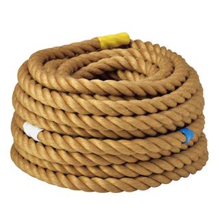【受注生産品】【運動会 用品】【綱引きロープ】トーエイライト 競技用綱引ロープ36m B-3934