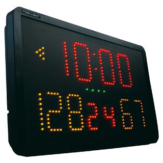 【受注生産品】【デジタルスポーツカウンター】トーエイライト デジタルスポーツカウンター B-4001