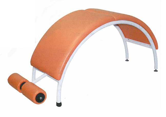 【背筋 器具】中旺ヘルス 国産製造ロールベンチ TM-227