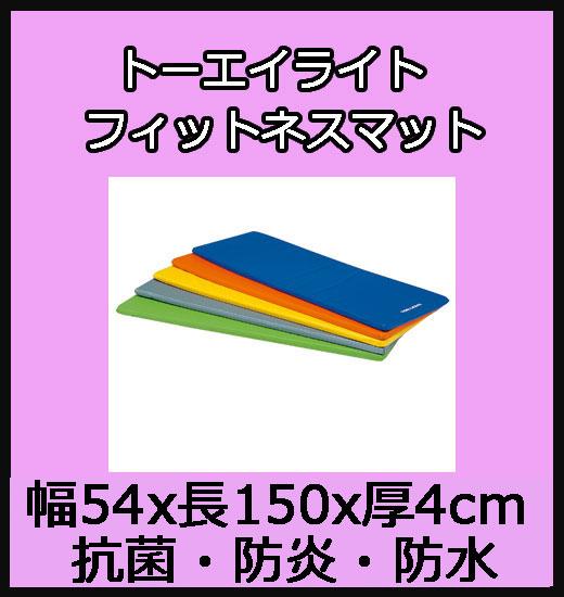 【受注生産品】【フィットネスマット】トーエイライト フィットネスマット150 H-7464