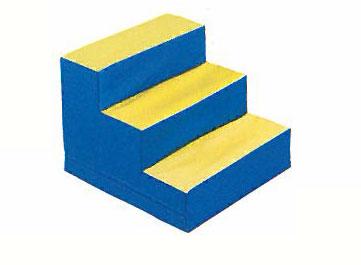 【受注生産品】【ソフトブロック】ダンノ エンジョイブロック(階段) D-3272