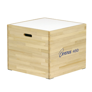 【ステップボックス】【リハビリ 用具】【受注生産品】トーエイライト ステップボックス45 H-7187(高さ45cm)