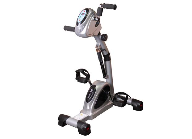 【サイクルマシン】中旺ヘルス 電動手足トレーニング ラビット PB-200