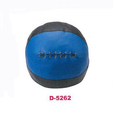 【メディシンボール5kg】 ダンノ ソフトメディシンボール5kg(弾まないボール) D-5262