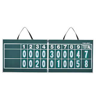 トーエイライト ハンディー 野球 得点板 B-2467, タイトウク 2c9b3723