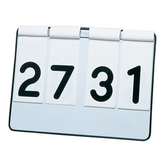 【受注生産品】トーエイライト ハンディ簡易得点板 B-7725
