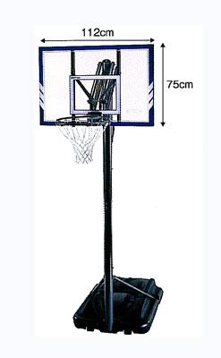 【\300\500\1000クーポン付与!11/16-11/22】【バスケットゴール 屋外】LIFETIME バスケットゴール LTー71546