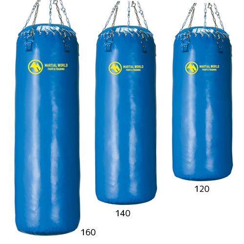 【サンドバッグ】【受注生産品】マーシャルワールド 強化マーストレーニングバッグ TB160SPR (約80kg)(送料込)