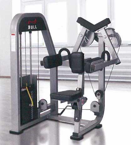 【受注生産品】BULL ラテラル レイズ BL-LR (代引き不可、送料実費)トレーニングマシン トレーニング器具