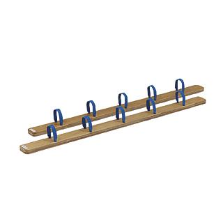 【ムカデ競争】トーエイライト 木製むかで5 B-2058