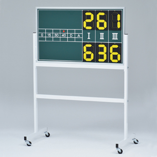 【在庫処分大特価!!】 【受注生産品 テニス得点板3】トーエイライト B-2028 テニス得点板3 B-2028, RIKIZO -力蔵-:61c5b6e5 --- konecti.dominiotemporario.com