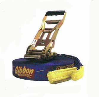【お取寄せ商品】【スラックライン】GIBBON スラックライン サーファーラインX13(30m) GB-SL30-X13