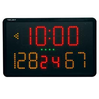 【\300\500\1000クーポン付与!11/16-11/22】【スポーツタイマー】トーエイライト デジタルスポーツカウンター B-4001 (専用カウンター B-4002 は 別売り)