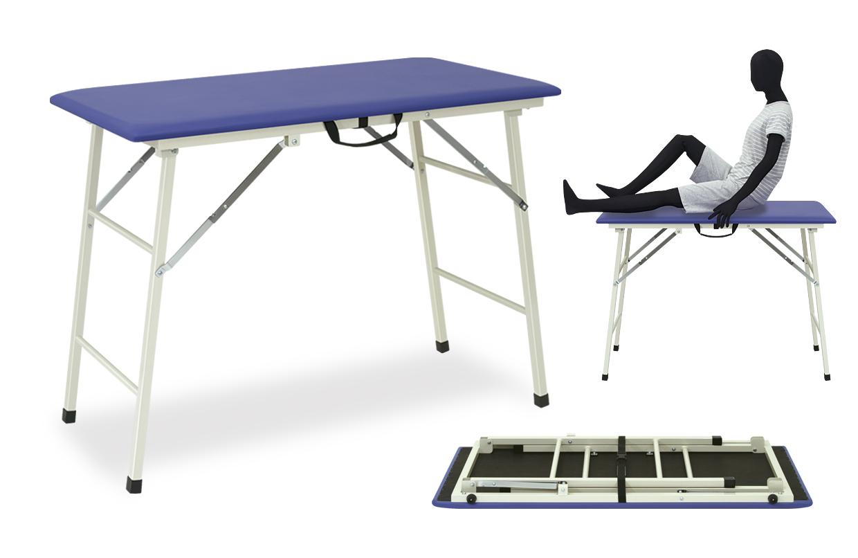【ポイント5倍&クーポンGet!スーパーSale限定】【受注生産品】高田ベッド テーピングテーブル TB-486