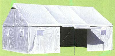 【受注生産品】ダンノ 災害避難用テント D-4820