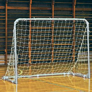 【サッカーゴール 折り畳み】トーエイライト 室内アルミゴール1520 B-3882