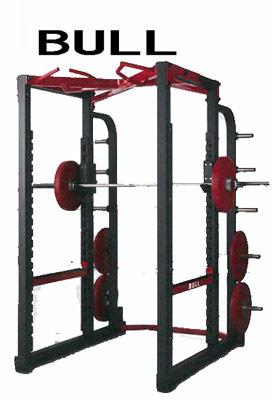 【パワーラック】【受注生産品】BULL パワーラック BL-PR (代引き不可)トレーニングマシン トレーニング器具