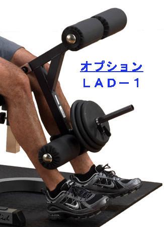 bodysolid(ボディソリッド)レッグエクステンション&カールアタッチメント(GFID-31用)LADー1【検品後発送】 トレーニングベンチ トレーニングマシン トレーニング器具 フラットベンチ インクラインベンチ ダンベル 筋トレ ベンチプレス