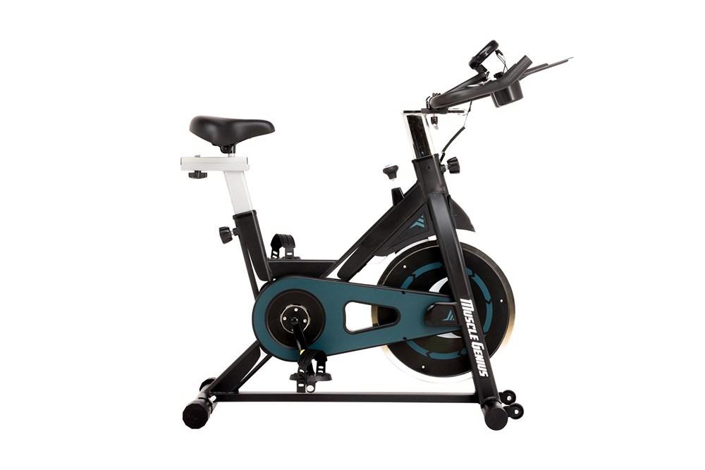 【スピンバイク】OTOMO MSGS 家庭用スピンバイク MG-SB01 |リハビリ ダイエット器具 家庭用 送料無料 自転車こぎ 室内トレーニング 静音 有酸素運動 ホームフィットネス エアロバイク エクササイズバイク おすすめ 自転車トレーニング 脚やせ スピンバイク