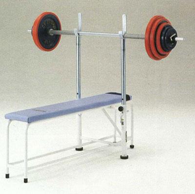 【受注生産品】ベンチプレス ダントス ニュースタンダードベンチ D-532 トレーニングベンチ トレーニングマシン トレーニング器具