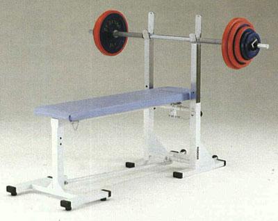【受注生産品】【ベンチプレス 台】ダントス コンパクトベンチ D-533 トレーニングベンチ トレーニングマシン トレーニング器具
