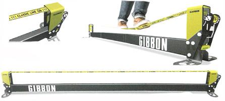 【お取寄せ商品】【スラックライン】GIBBON ギボン スラックラック クラシック(2・3mタイプ+ライン付) GlackーCLA