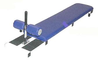 【国産製造受注生産品】中旺ヘルス アブドミナルボード(平型) AB-2501 トレーニングマシン トレーニング器具