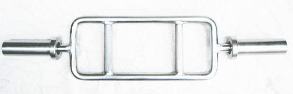 【ポイント5倍!3/21~3/25】【トライセプスバー】STEELFLEX 50mm孔径フレンチプレスバー No.32a