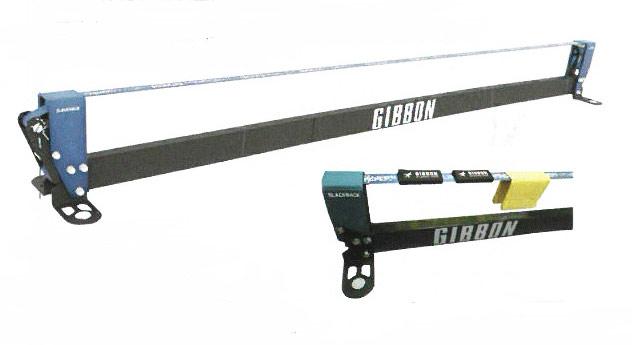 【お取寄せ商品】【スラックライン】GIBBON ギボン フィットネスラック (2・3mタイプ+ライン付) GlackーFIT