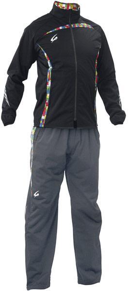 【減量着】クレーマージャパン サーキュレーションスーツ (カラー:ブラック、ジャケットのみ、サイズ:SS~3L) E734|クレーマー ダイエット 減量 ジャケット 発汗 男女兼用 トレーニングウエア ランニング シェイプアップ スリム ボクシング