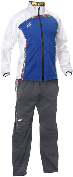 【減量着】クレーマージャパン サーキュレーションスーツ (カラー:ブルー、ジャケットのみ、サイズ:S~3L) E734 クレーマー ダイエット 減量 ジャケット 発汗 男女兼用 トレーニングウエア ランニング シェイプアップ スリム ボクシング