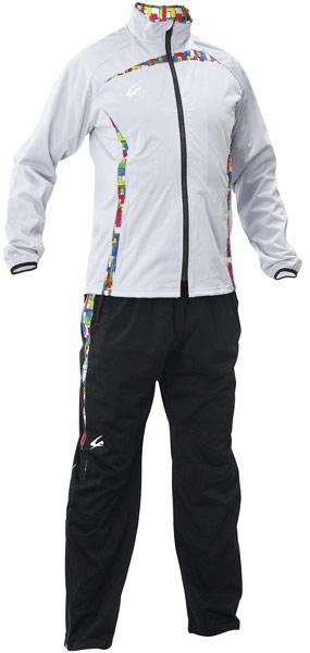 【減量着】クレーマージャパン サーキュレーションスーツ (カラー:シルバーグレー、上下セット、ポケット付き、サイズ:S~3L) E734E783      クレーマー ダイエット 減量 上下セット 発汗 男女兼用 トレーニングウエア ランニング