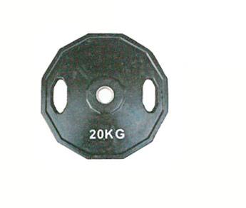 【オリンピックプレート】KANEYA オリンピックバーベルプレート20kg(2枚組) KH-428