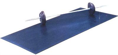 【ゴムマット】トーエイライト トレーニングマット10(100x200x1cm) H-7432