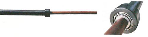 【オリンピックバーベルシャフト】KANEYA 高重量用オリンピックバーベルシャフト2200 KH-430