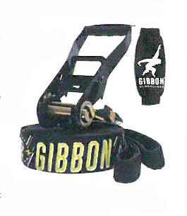 【ポイント5倍!4/16 1:59まで】【お取寄せ商品】【スラックライン】GIBBON スラックライン ジブラインX13(15m) GB-JL15-X13