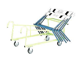【受注生産品】トーエイライト ハードル運搬車MG20 G-1013
